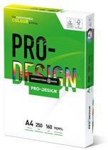 Pro design 160 gram A4 250 vel proffesional printing papier