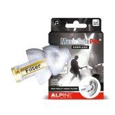 Alpine MusicSafe Pro - Muzikanten oordoppen - Verwisselbare filters - Transparant - 1 paar