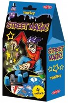 Top Magic Street Magic Tricky - Goochelset