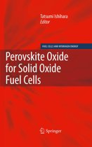 Perovskite Oxide for Solid Oxide Fuel Cells