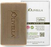 Olivella olijfzeep  met de geur van Verbena  ( 4 stuks van 150 gram  )