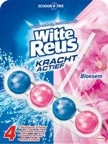 Witte Reus Kracht Actief Toiletblok - Bloesem