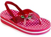 Slippers Florence Rood Maat: 24