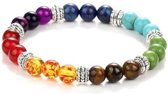 Chakra armband - multicolor - krijg nieuwe energie en kom in balans