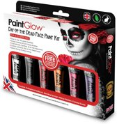 PaintGlow Halloween &  Day of the dead Kit