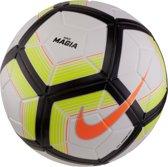 Nike VoetbalVolwassenen - wit/zwart/oranje/geel