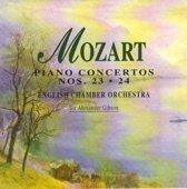 Piano Concertos Nos.23,24