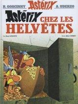 Boek cover Astérix chez les Helvètes van Rene Goscinny