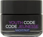 L'Oréal Paris Dermo Expertise Youth Code- 50 ml - Nachtcrème