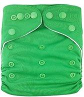 Wasbare pocketluier -  Groen