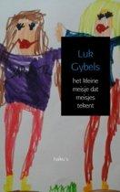 Het kleine meisje dat meisjes tekent