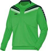 Jako Sweater Pro Jr - Sporttrui - Kinderen - Maat 140 - Groen