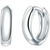 Rafaela Donata Parel armband - Sterling zilver - zilver - 21 cm