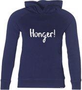 Honger Hoodie unisex navy 152-164