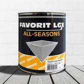 Drenth-Favorit LGX-All Seasons-Monumentengroen N0.15.10-1 liter