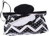 Natte doekjes houder - vochtige billendoekjes doos - wipe box - make-up case - ECO vriendelijk herbuikbaar zakje - hoes - kraamgeschenk - pouch voor onderweg - cado