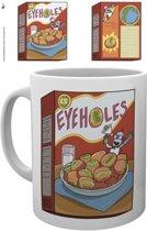 Rick And Morty Eye Holes