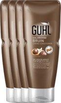 Guhl Colorshine Cremespoeling Bruin Voordeelverpakking