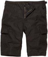 Vintage Industries BDU T/C shorts black