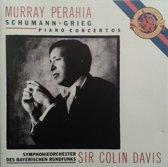 Schumann, Grieg: Piano Concertos / Perahia, Davis