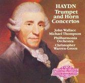 Trumpet Concerto & Horn Concertos/Wallace/Philharmonia