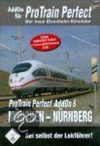 Blue Sky Interactive pc CD-ROM ProTrain Perfect AddOn 6: Mnchen - Nrnberg
