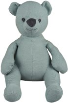 Baby's Only knuffel beer Classic Stone Green 35 cm Knuffel Classic 35 cm