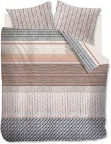 Beddinghouse Alec -  Dekbedovertrek - Tweepersoons - 200x200/220 cm + 2 kussenslopen 60x70 cm - Pastel