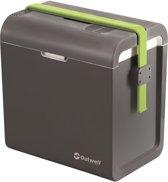 Outwell ECOcool Koelbox - 24L - 12V/230V  Koelbox - Slate Grey