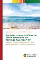Caracteristicas Edaficas de Cinco Ambientes de Restinga-Guarapari-Br