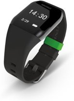 Soehnle Fit Connect 300 HR Wristband activity tracker OLED Draadloos Zwart
