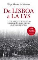 De Lisboa a La Lys O Corpo Expedicionário Português na Primeira Guerra Mundial