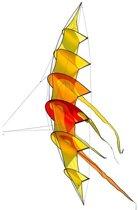 Hq Kites Eenlijnsvlieger Hoffmanns Bowkite Sunrise 300 Cm Geel/rood