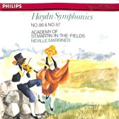 Haydn Symphonies no.86 & no.87 - Academy of st.Martin in the fields