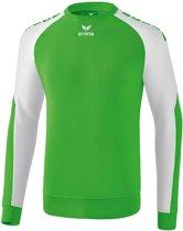 Erima Essential Sweater - Sweaters  - groen - 2XL