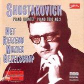 Shostakovich Piano quintet / Piano trio no.2