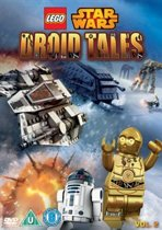 LEGO Star Wars: Droid Tales (Import) (dvd)