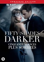 DVD cover van Fifty Shades Darker