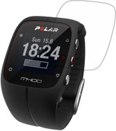 3x Screenprotector Voor De Polar M400 / M430  Sport Horloge - Screen Protective Set