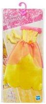 Hasbro Disney Belle Prinsessenjurk 2-delig Geel
