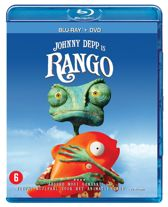 Rango (Blu-ray+Dvd Combopack)