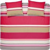Cinderella Lucky dekbedovertrek - Pink - 1-persoons (140x200/220 cm + 1 sloop)