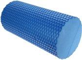 Blauwe Foam Roller - Massage Rol - 30 cm