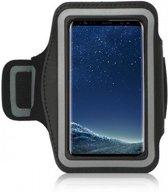 Sport Armband hoes voor Samsung Galaxy S8 Plus - Zwart