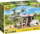 Cobi Small Army Helicopter basis - 2327