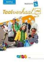 Taalverhaal.nu - Spelling (5 ex.) Maatschrift 7a