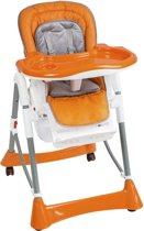 Kinderstoel kinderstoeltje babystoel oranje 400415