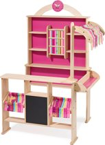 """howa houten speelgoed winkeltje """"Mia"""" met luifel 4748"""