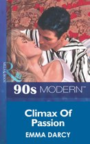 Climax Of Passion (Mills & Boon Vintage 90s Modern)