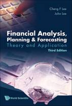 Financial Analysis, Planning And Forecasting